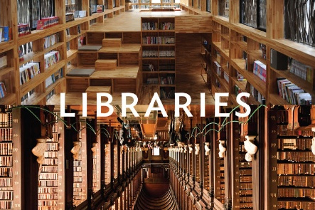 Libraries on Times Higher Educaton site