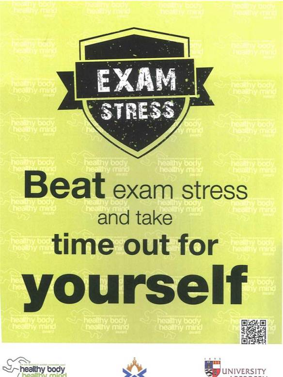 Help for exam stress is here!