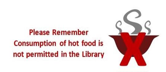 no hot food