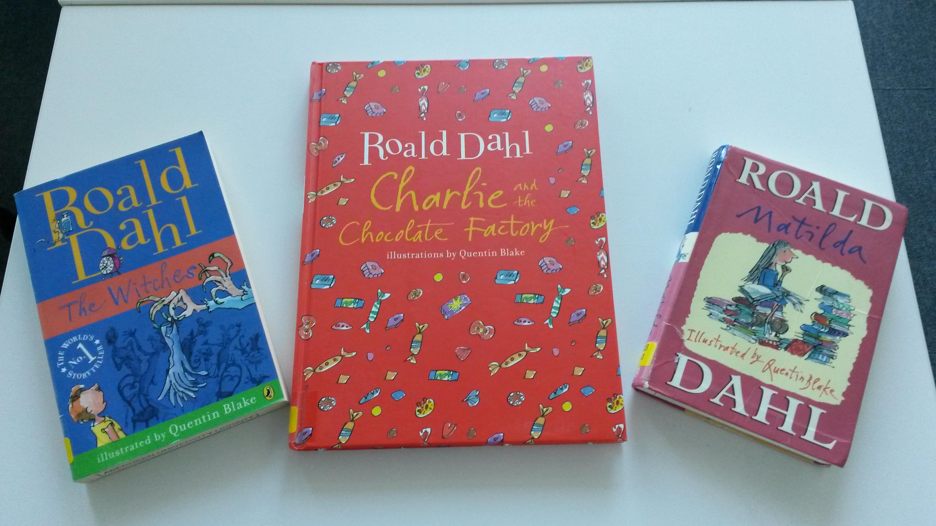 TRC Roald Dahl